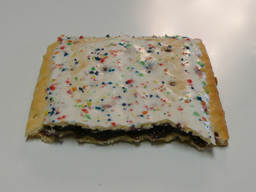 Kellogg's Frosted Blueberry Pop-Tart