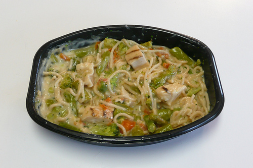 Lean Cuisine Grilled Chicken Primavera - Stirred