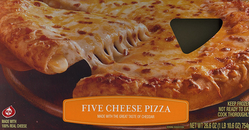 Digiorno Stuffed Crust Five Cheese Pizza - Ad