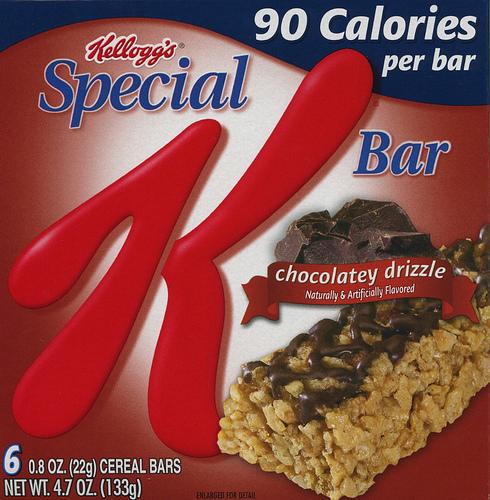 Special K Bar - Ad