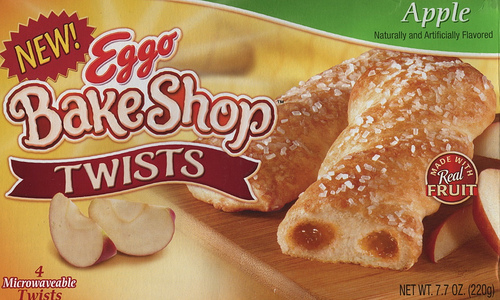 Eggo BakeShop Twists - Ad