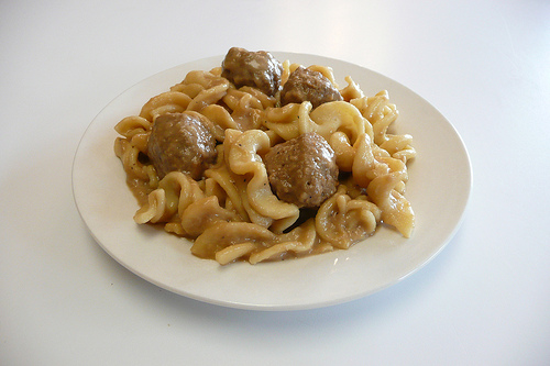 Banquet Swedish Meatballs