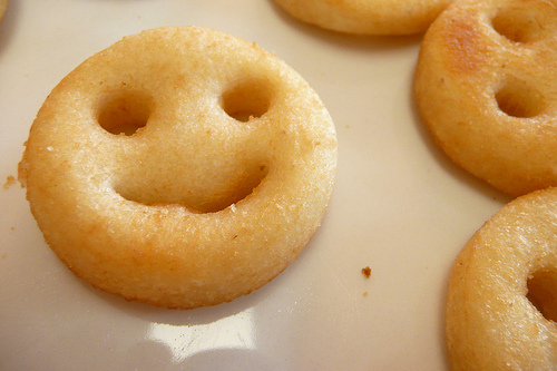 Mccain potato smiles food in real life - Potatoes choose depending food want prepare ...