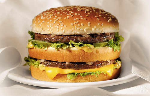 McDonald's Big Mac - Ad