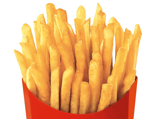McDonald's Fries - Ad