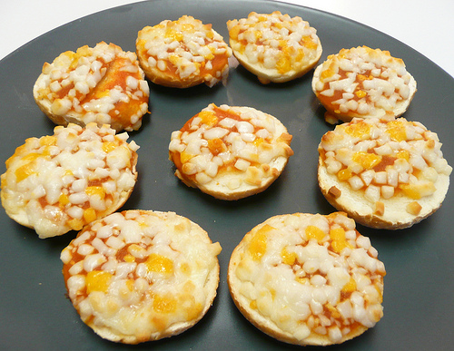 Ore Ida Bagel Bites Cheese 171 Food In Real Life