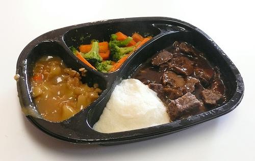 Healthy Choice Beef Tips Portabello