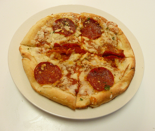 SmartOnes Artisan Creations Pepperoni Pizza
