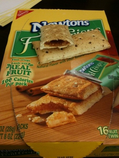 Fig Newtons Fruit Crisps (Apple)