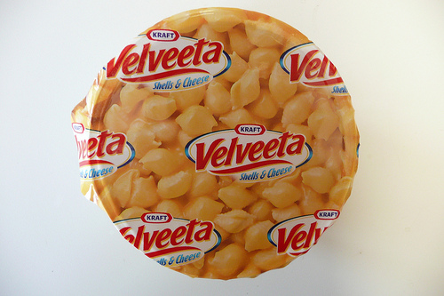 Velveeta Shells and Cheese - Ad