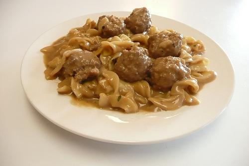 Lean Cuisine Swedish Meatballs