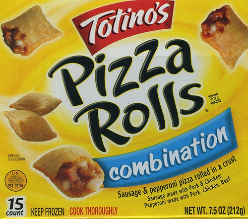 Totino's Pizza Rolls (Combination) - Ad