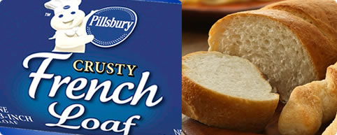 Pillsbury French Loaf - Ad