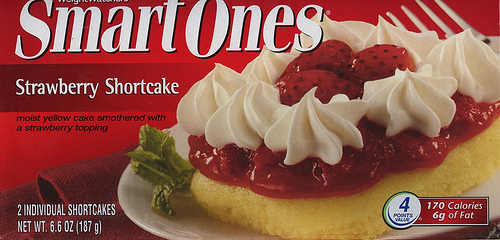 SmartOnes Strawberry Shortcake - Ad