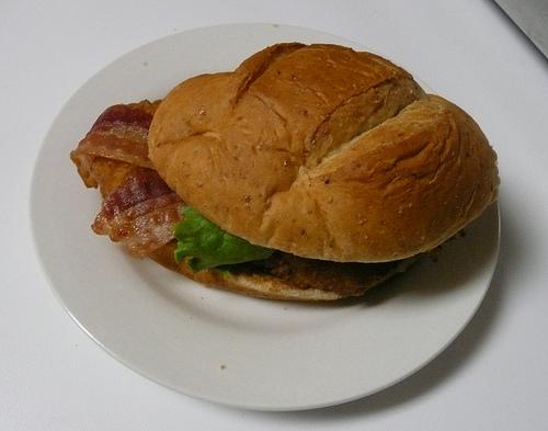 McDonald's Premium Chicken Sandwich