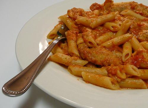 Bertolli Chicken Parmigiana & Penne