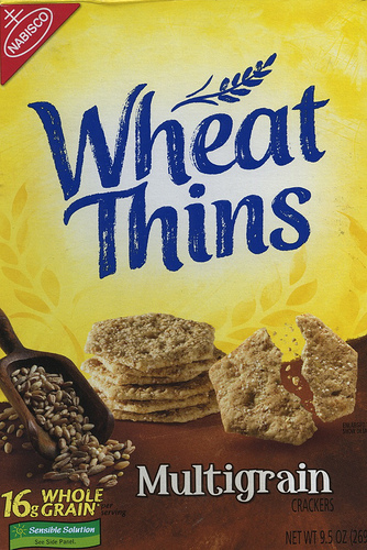 Multigrain Wheat Thins - Ad