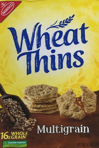 Multigrain Wheat Thins - Ad