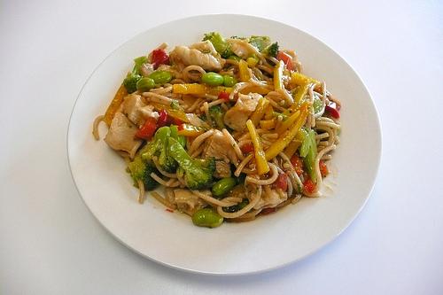 Lean Cuisine Sesame Stir Fry with Chicken