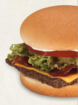 Wendy's Jr Bacon Cheeseburger - Ad