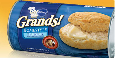 Grands! Homestyle Buttermilk Biscuit - Ad