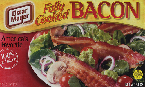 Oscar Meyer Fully Cooked Bacon - Ad