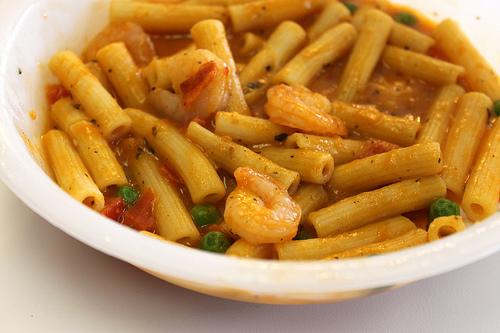 Marie Callender's Rigatoni con Pesce Pasta Al Dente