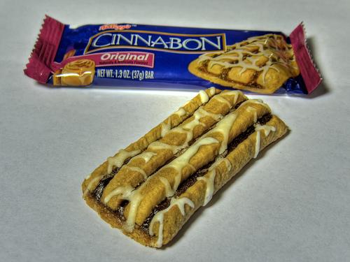 Kellogg's Cinnabon Bar