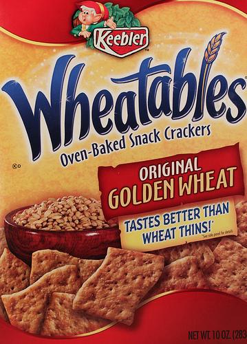 Wheatables - Ad