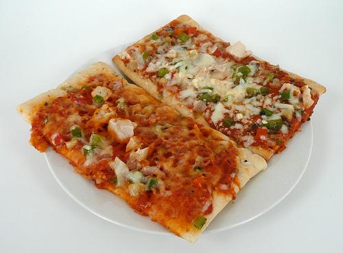 Digiorno 200 Calorie Portions - Comparison