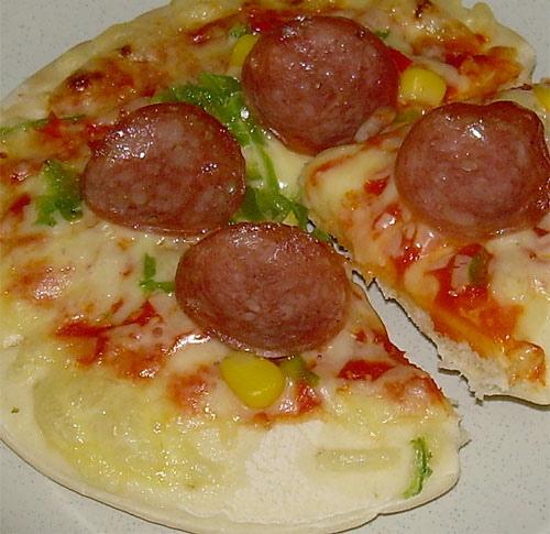 Lawson VL Mix Pizza