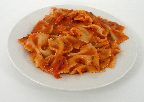 Lean Cuisinse Pasta Romano with Bacon - Ad-2