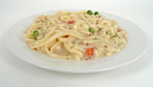 Lean Cuisine Linguine Carbonara