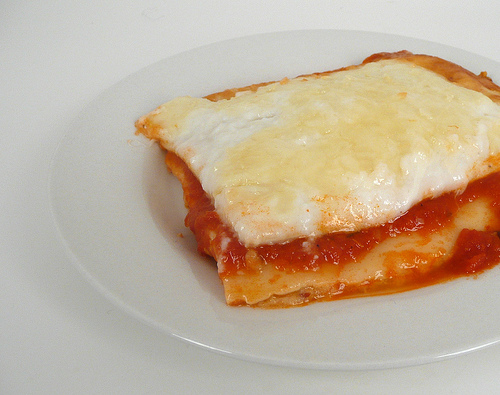 Culinary Circle Five Cheese Lasagna